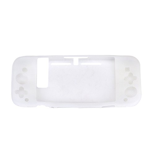 r Anti-Slip Durable Silicone Case Cover Skins for Nintendo Switch (White) ()