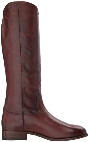 FRYE Women's Melissa Button 2 Riding Boot Redwood discount 100% original uU8FdDj6
