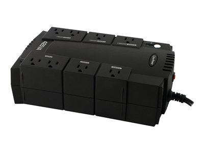 CyberPower CP425SLG 8-Outlet Standby UPS, 425VA/2
