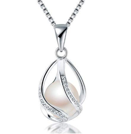 Natural Freshwater Pearl...