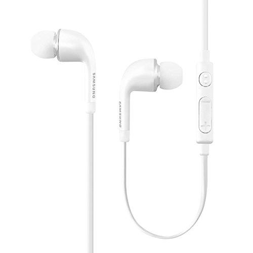 (New OEM Samsung 3.5mm PREMIUM SOUND/ Stereo Earbud Headphones for Galaxy S6 S6 Edge S5 S4 Note Edge 4 3 2 EO-EG900BW (Bulk Packaging) (Certified Refurbished))