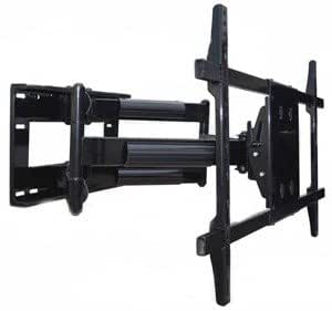 long arm articulating tv wall mount 36 extension home audio theater. Black Bedroom Furniture Sets. Home Design Ideas