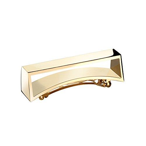 ORIBE Geometric Gold Plated Metal Barrette, 1.6 oz. by ORIBE