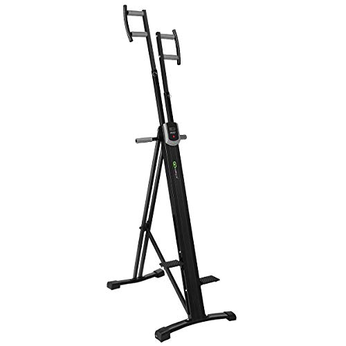 Cosway Folding Vertical Climber Stepper Gym Exercise