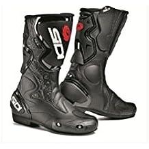 Sidi Fusion Lei Womens Black Motorcycle Boots US 10.5 Eur 43