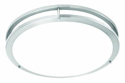 Thomas Lighting TD0004217 Parallel Led Ceiling Fixture, Brushed Nickel