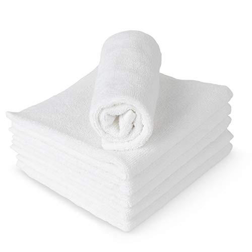 RosenSoft Oversized Wash Clothes-16×14 in Extra Large Wash Cloths for Body and Face, Hand Gym Spa- Fingertip Towels for…