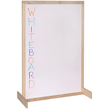 Steffy Wood Products Whiteboard Room Divider Childrens