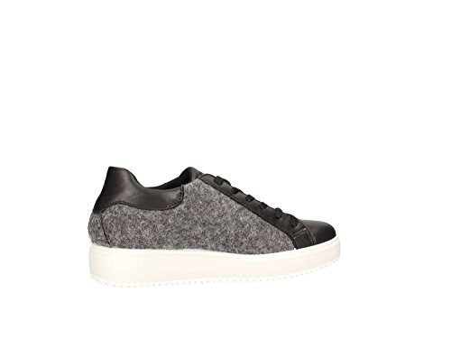 Donna Grigio Sneakers Nero 8798300 IGI amp;CO Rgqw0nft