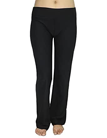 Bally Total Fitness Womens Casual-wear Lounge pants / Yoga Pants Small Black