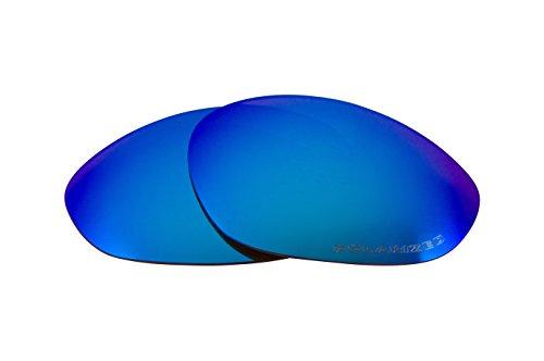 Best SEEK Replacement Lenses Oakley MINUTE 2.0 - Polarized Blue - Oakley Lenses 2 1 4