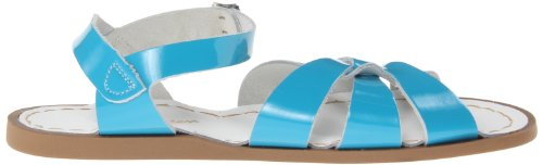Sandalen Met Zout Water Door Hoy Shoe De Originele Sandaal Turquoise