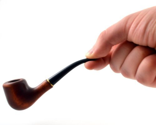 New 4.3 inch Pocket Mini Handmade pear tobacco smoking pipe | pipes – (10,9cm).