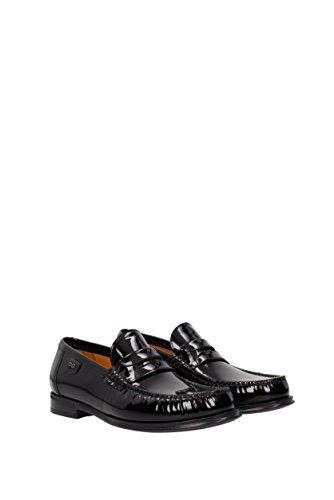 Mocassini Dolce & Gabbana Uomini - In Vernice (a30003a1153) Eu Nero