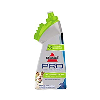Bissell Pro Oxy Stain Destroyer Pet with Brush Head Cleaner
