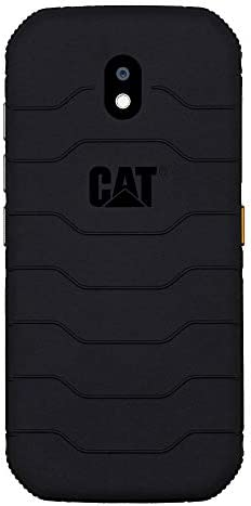 CAT Phone Cat S42 Smartphone - 4G Rugged Phone (IP68, MIL SPEC 810H, Super Bright 5.5 inch HD+ Display, 1.8GHz Quadcore Processor, 4200mAh Battery, Dual SIM, 3GB/32GB, Android 10) - Black WeeklyReviewer