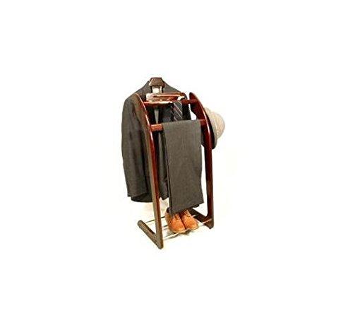 Proman Products Wardrobe Valet Mahogany