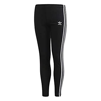 634f48d15 Amazon.com: adidas Originals 3 Stripes Jogging Pants Age 7-8 Black ...