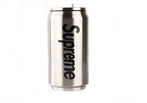 Sportula Stainless Steel 16oz Vacuum Insulated Supreme Tumbler with Lid (10oz) by Sportula