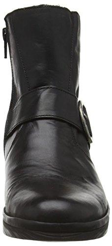 Fly London Women's Pais655fly Ankle Boots Black (Black) ZKOmuRpG1