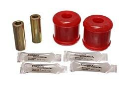 Energy Suspension 7.3113R Control Arms - Energy Suspension Rear Control Arm Bushing Sets Control Arm Bushing; Rear End Control Arm Bushing Set; Red