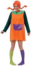 Disfraz de Pipi Calzaslargas - Estándar: Amazon.es: Juguetes y juegos