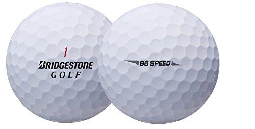 Bridgestone 2017 E6 Speed Golf Balls (One Dozen)