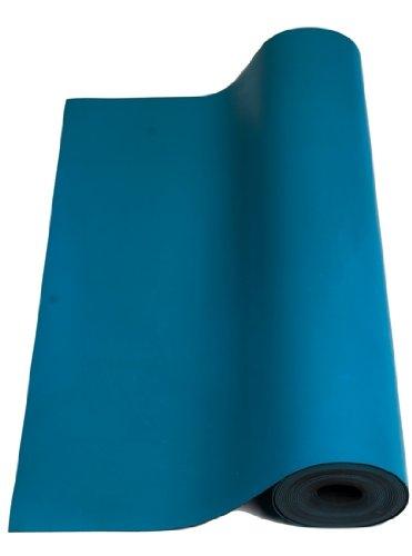 Bertech ESD Two Layer Rubber Mat Roll 2' Wide x 10' Long x 0