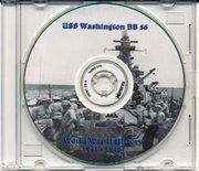 Uss Washington Bb (USS Washington BB 56 WWII Cruise)