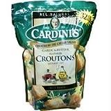 CARDINI CROUTON GRMT GARLIC, 5 OZ