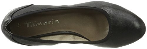 Tamaris 22304, Zapatos de Tacón para Mujer Negro (BLACK 001)