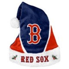 MLB Boston Red Sox 2014 Colorblock Santa Hat
