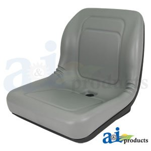 A&I Products LAWN / GARDEN SEAT GRAY PART NO: A-LGT100GR