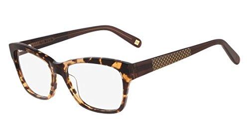 Nine West Eyeglasses NW5070 239 Amber Tortoise 52 16