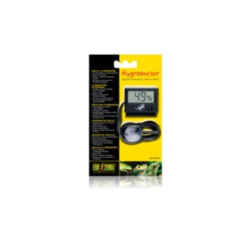 - Exo Terra Digital Thermometer / Hygrometer Combo
