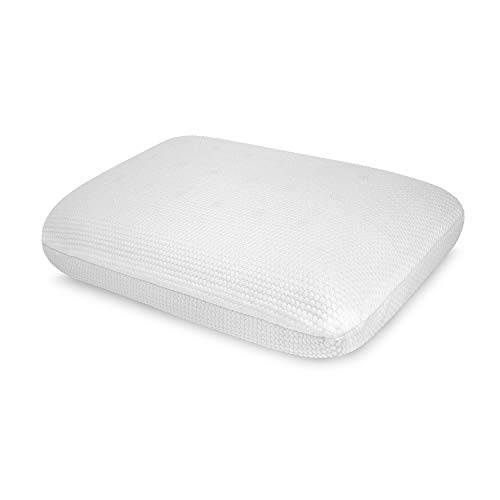 Dreamsmart On The Go Travel Pillow, White