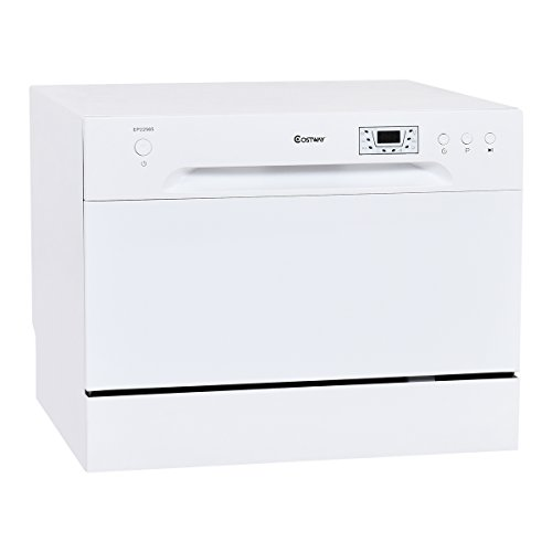 Countertop Dishwasher Stainless Portable Tabletop