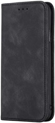 Samsung Galaxy S10 Plus プラス PUレザー ケース, 手帳型 ケース 本革 カバー収納 耐摩擦 ビジネス 財布 携帯カバー 手帳型ケース Samsung Galaxy サムスン ギャラクシー S10 Plus プラス レザーケース