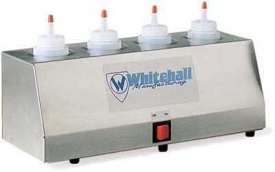 Gel Warmer 4-Tube Warmer with 4 8 oz. ()