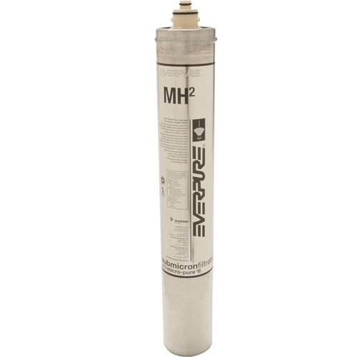 EVERPURE MH{2} Flood Filtration Cartridge For Coffee Brewing Systems EV9613-06