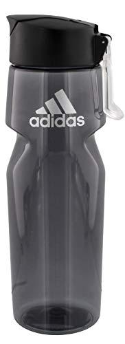 adidas Unisex All Around 750 Plastic Bottle, Onix/Silver, ONE SIZE