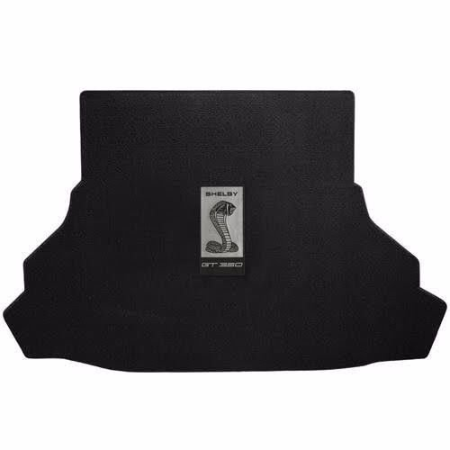2015-2017 Mustang Shelby GT350 Mustang Trunk Mat - Black by Lloyd Mats