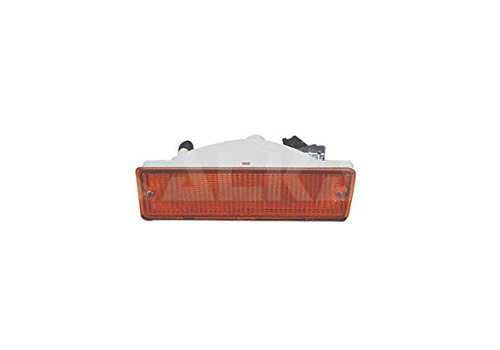 Alkar 3306327 Droit, feu parachoc, sans porte-lampe, orange Alkar Automotive S.A.
