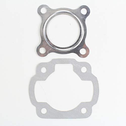 Cylinder Head Base Gasket Kit 1992-2011 Yamaha Jog Vino Zuma 50 0455369 0455370 - Bases Yamaha