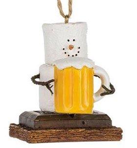 (2018 Smores Original Beer Mug Ornament)