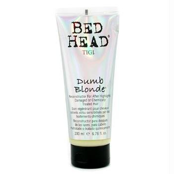 Amazon.com   TIGI Bed Head Dumb Blonde Reconstructor Conditioner 6.76 oz    Standard Hair Conditioners   Beauty 03ce8882abe5