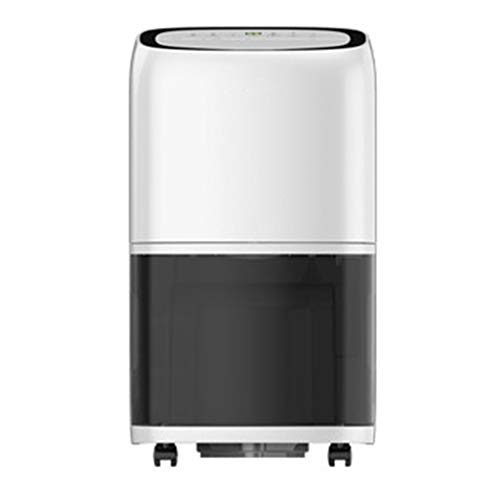 Household Dehumidifier Dehumidifier, High Power Basement Bedroom Dryer Dehumidifier Quiet Moisture Absorber (5.5l Large Water Tank)