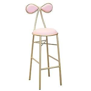Amazon.com: LJFYXZ Taburete de bar para comedor, silla de ...
