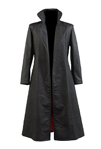 Blade Vampire Slayer Deluxe Cosplay Costume Coat (M)