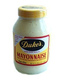 Dukes Mayonnaise 32 oz. - 4 Unit Pack (Top Sandwich Unit)